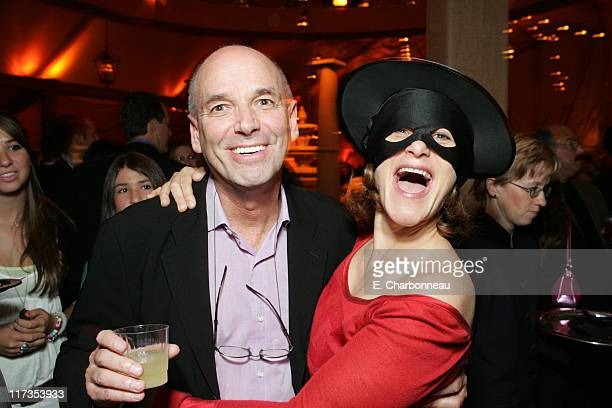 Director Martin Campbell and Sony's Amy Pascal during Columbia Pictures' 'The Legend of Zorro' Los Angeles Premiere at Orpheum Theater in Los Angeles...