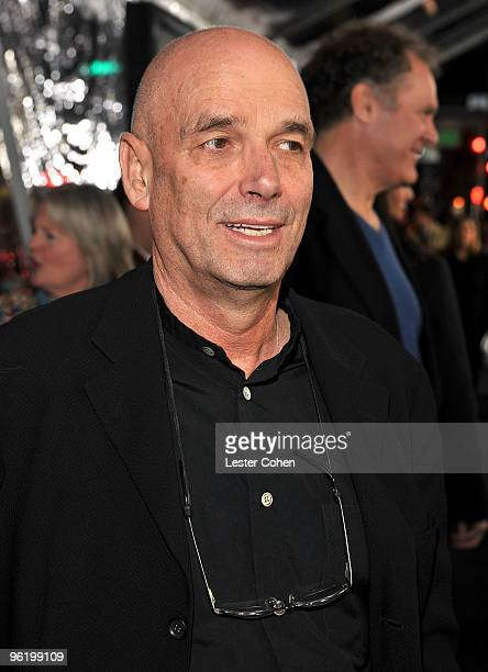 Director Martin Campbell arrives at the 'Edge Of Darkness' premiere held at Grauman's Chinese Theatre on January 26 2010 in Hollywood California