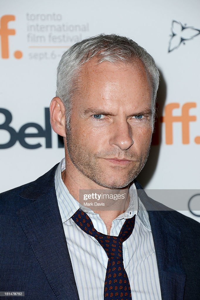 Director <a gi-track='captionPersonalityLinkClicked' href=/galleries/search?phrase=Martin+McDonagh&family=editorial&specificpeople=651423 ng-click='$event.stopPropagation()'>Martin McDonagh</a> attends 'Seven Psychopaths' premiere during the 2012 Toronto International Film Festival at Ryerson Theatre on September 7, 2012 in Toronto, Canada.