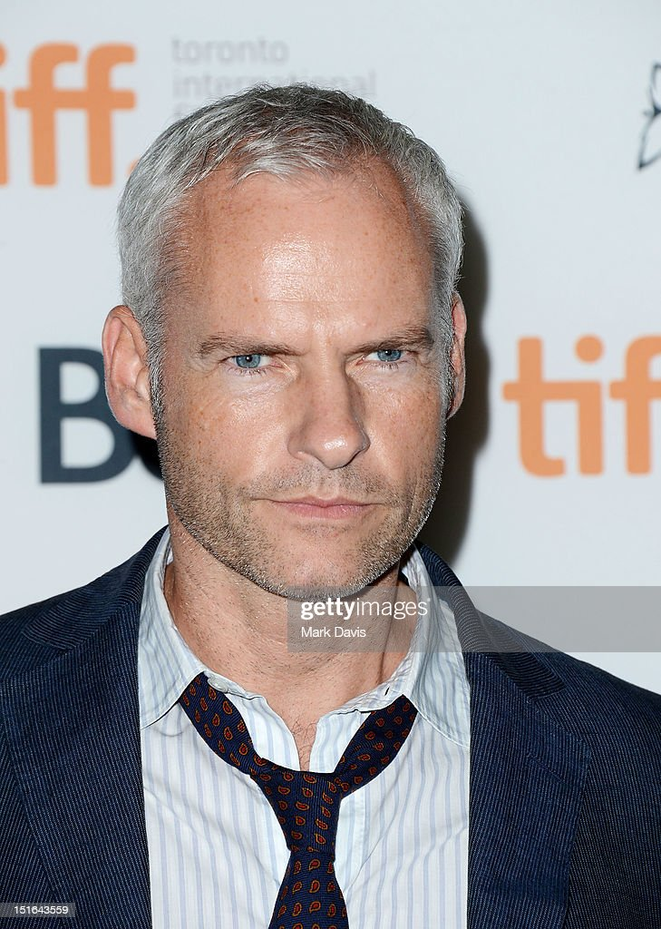 Director Martin McDonagh attends 'Seven Psychopaths' premiere during the 2012 Toronto International Film Festival at Ryerson Theatre on September 7, 2012 in Toronto, Canada.