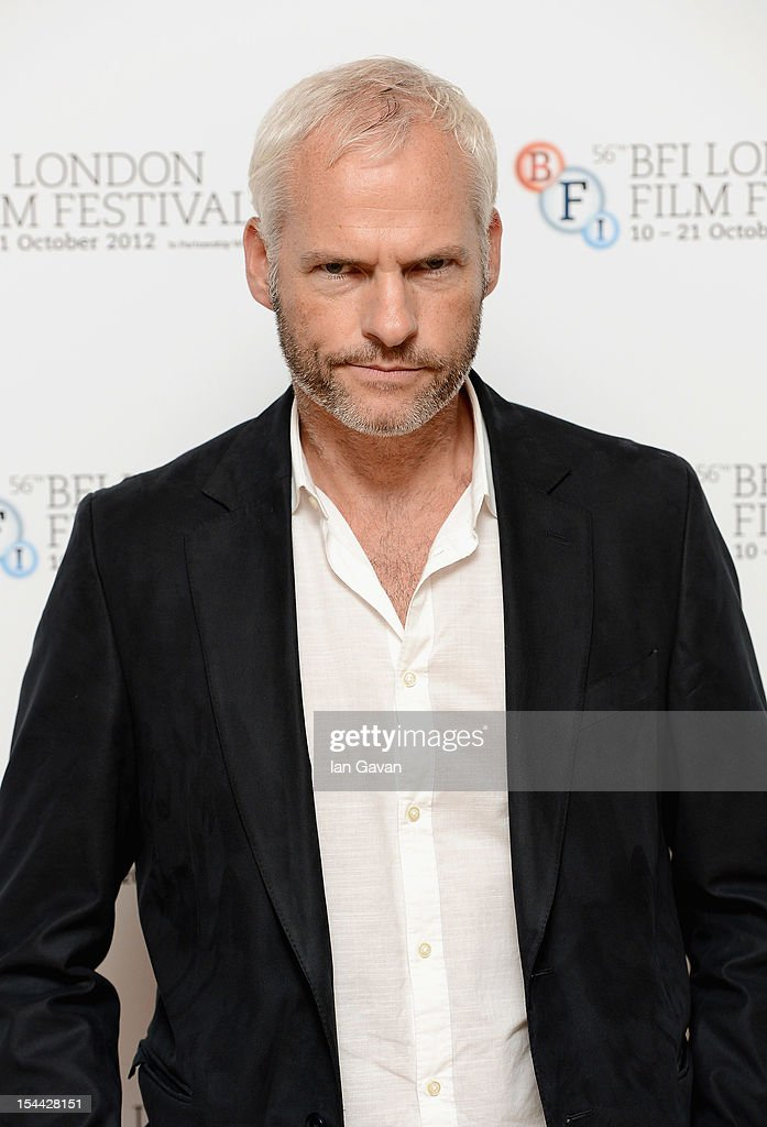 Director <a gi-track='captionPersonalityLinkClicked' href=/galleries/search?phrase=Martin+McDonagh&family=editorial&specificpeople=651423 ng-click='$event.stopPropagation()'>Martin McDonagh</a> attends the 'Seven Psychopaths' premiere during the 56th BFI London Film Festival at the Odeon West End on October 19, 2012 in London, England.
