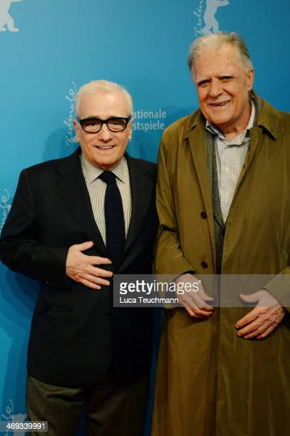 Director Martin Scorsese and cinematographer Michael Ballhaus attend the 'Untitled New York Review of Books Documentary' premiere during the 64th...