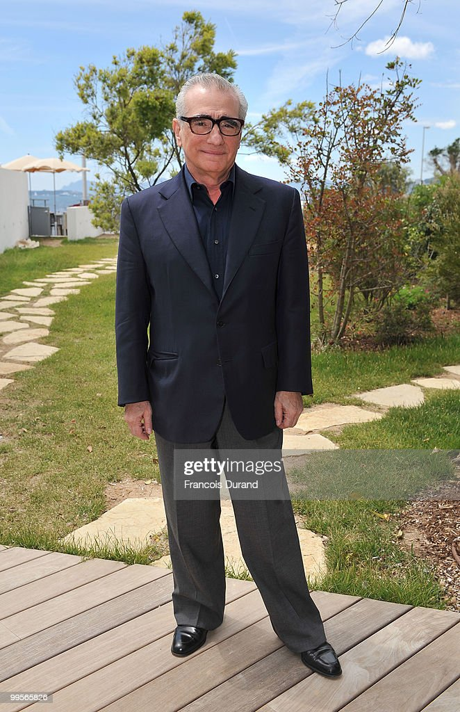 Director <a gi-track='captionPersonalityLinkClicked' href=/galleries/search?phrase=Martin+Scorsese&family=editorial&specificpeople=201976 ng-click='$event.stopPropagation()'>Martin Scorsese</a> attends a photocall at the Antibes during the 63rd Annual Cannes Film Festival on May 15, 2010 in Cannes, France.