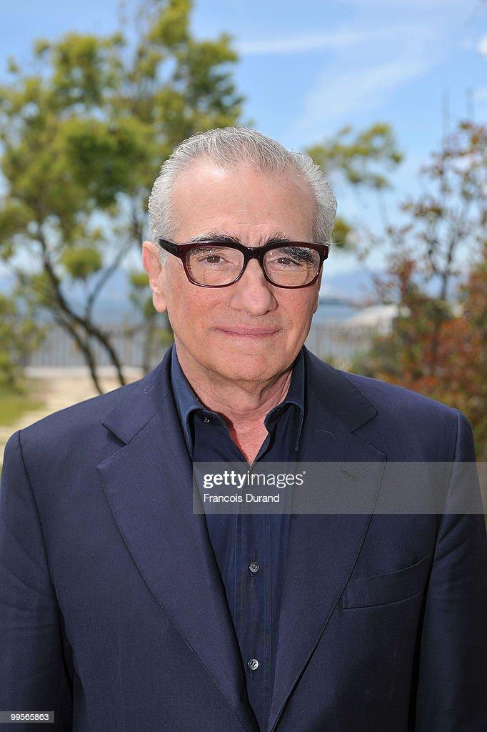 Martin Scorsese - Photocall:63rd Cannes Film Festival