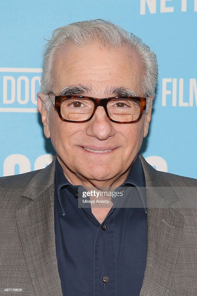 Director <a gi-track='captionPersonalityLinkClicked' href=/galleries/search?phrase=Martin+Scorsese&family=editorial&specificpeople=201976 ng-click='$event.stopPropagation()'>Martin Scorsese</a> attends DOC NYC screening of 'Hitchcock/Truffaut' at Chelsea Bow Tie Cinemas on November 14, 2015 in New York City.