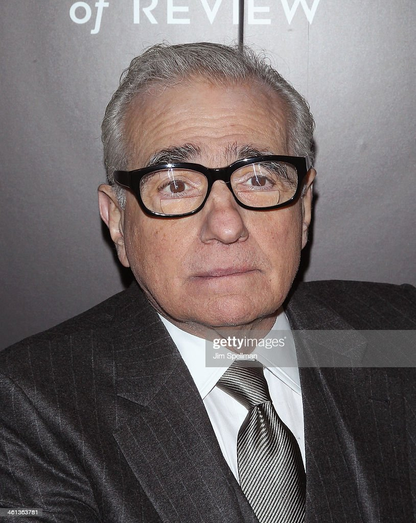 Director Martin Scorsese attends the 2014 National Board Of Review Awards Gala at Cipriani 42nd Street on January 7, 2014 in New York City.