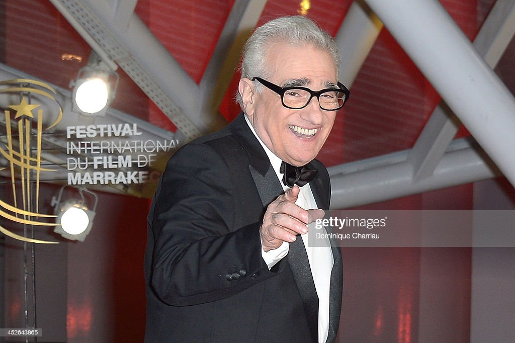 Director <a gi-track='captionPersonalityLinkClicked' href=/galleries/search?phrase=Martin+Scorsese&family=editorial&specificpeople=201976 ng-click='$event.stopPropagation()'>Martin Scorsese</a> attends the 'A Thousand Times Good Night' premiere during the 13th Marrakech International Film Festival on November 30, 2013 in Marrakech, Morocco.