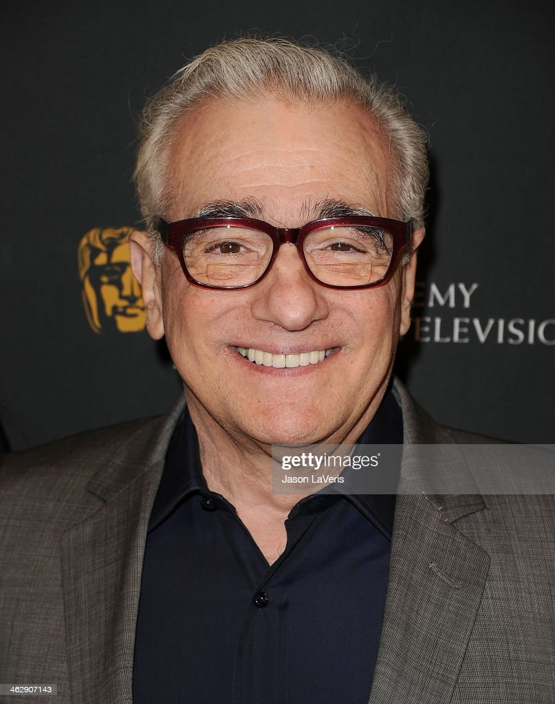 Director Martin Scorsese attends the BAFTA LA 2014 awards season tea party at Four Seasons Hotel Los Angeles at Beverly Hills on January 11, 2014 in Beverly Hills, California.