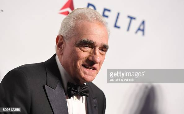 Director Martin Scorsese attends the Friars Club Honors Martin Scorsese With Entertainment Icon Award at Cipriani Wall Street on September 21 2016 in...