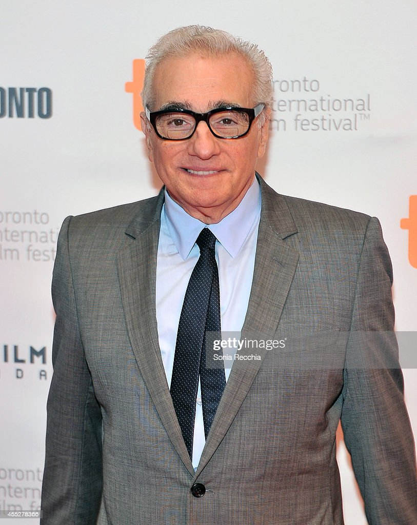 Director <a gi-track='captionPersonalityLinkClicked' href=/galleries/search?phrase=Martin+Scorsese&family=editorial&specificpeople=201976 ng-click='$event.stopPropagation()'>Martin Scorsese</a> attends the Mavericks Conversation with 'The 50 Year Argument' with Director <a gi-track='captionPersonalityLinkClicked' href=/galleries/search?phrase=Martin+Scorsese&family=editorial&specificpeople=201976 ng-click='$event.stopPropagation()'>Martin Scorsese</a> - 2014 Toronto International Film Festival at TIFF Bell Lightbox on September 11, 2014 in Toronto, Canada.