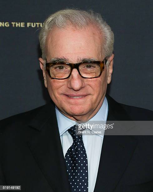 Director Martin Scorsese attends the NYU Tisch School of the Arts 50th Anniversary Gala held at Frederick P Rose Hall Jazz at Lincoln Center on April...