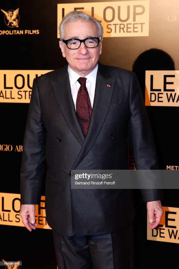 Director <a gi-track='captionPersonalityLinkClicked' href=/galleries/search?phrase=Martin+Scorsese&family=editorial&specificpeople=201976 ng-click='$event.stopPropagation()'>Martin Scorsese</a> attends the photocall before the party for 'The Wolf of Wall Street' World Premiere. Held at Palais Brogniart on December 9, 2013 in Paris, France.