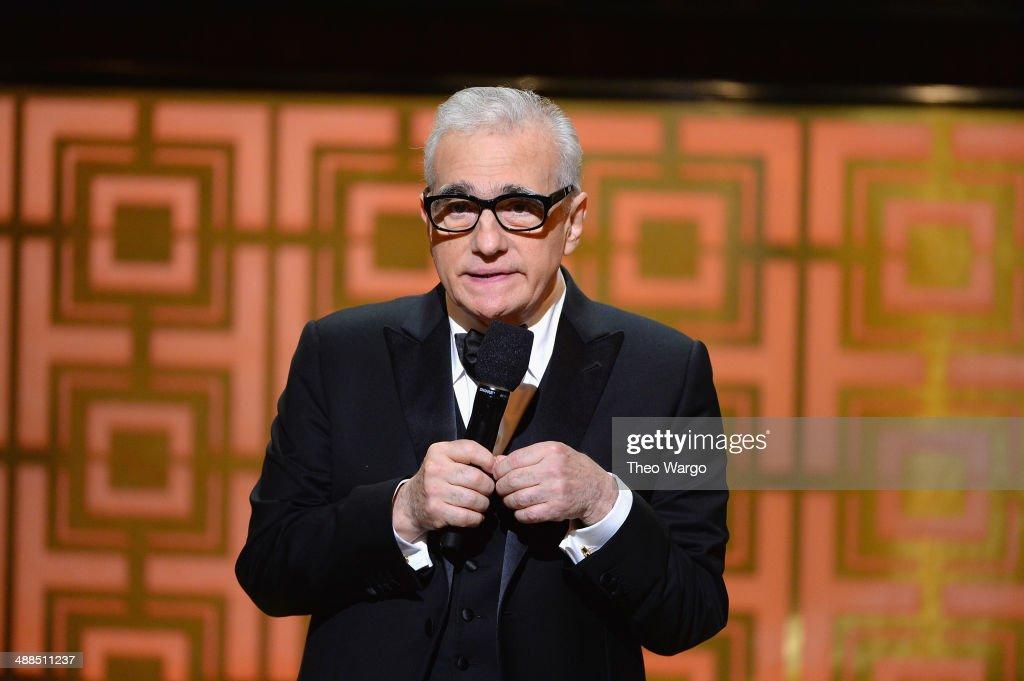 Director <a gi-track='captionPersonalityLinkClicked' href=/galleries/search?phrase=Martin+Scorsese&family=editorial&specificpeople=201976 ng-click='$event.stopPropagation()'>Martin Scorsese</a> speaks onstage at Spike TV's 'Don Rickles: One Night Only' on May 6, 2014 in New York City.