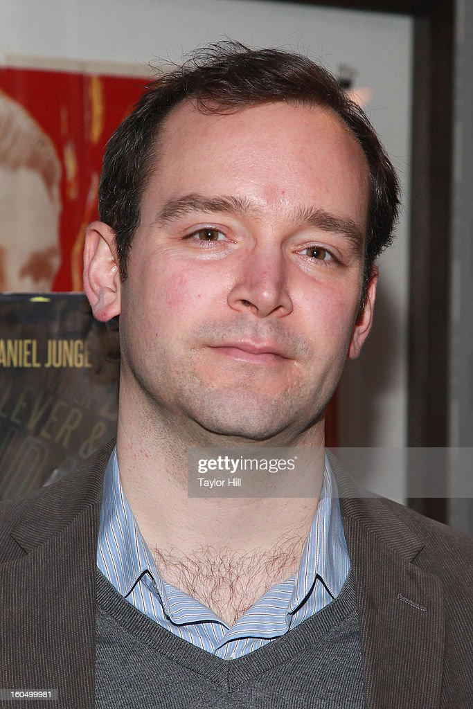 Director Matt O'Neill attends the NYC Theatrical Opening of Oscar Nominated Short Films at IFC Center on February 1, 2013 in New York City.