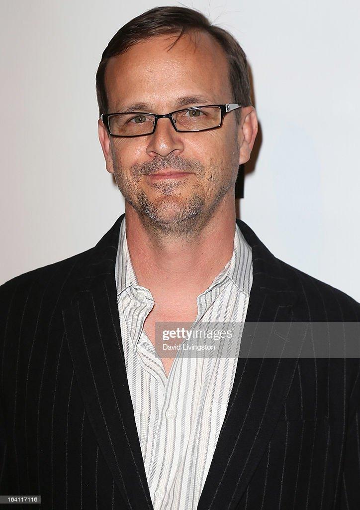 Director Matt Orlando attends the premiere of 'A Resurrection' at ArcLight Sherman Oaks on March 19, 2013 in Sherman Oaks, California.