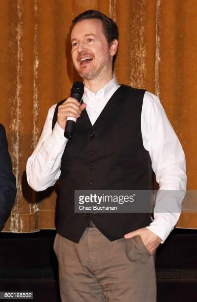 Director Matt Reeves seen introducing ÔPlanet der Affen SurvivalÕ at the Astor Theater on June 23 2017 in Berlin Germany