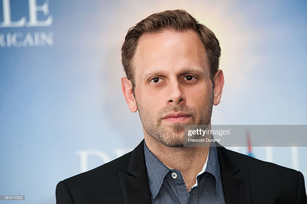 Director Matt Ruskin attends the 'Booster' Photocall during the 38th Deauville American Film Festival on September 4, 2012 in Deauville, France.