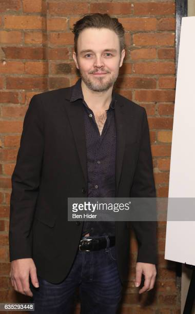 Director Matthew Newton attends the Special Screening Of FilmRise's 'From Nowhere' at Tribeca Screening Room on February 13 2017 in New York City