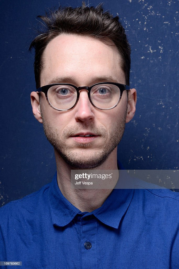 Director Matthew Porterfield poses for a portrait during the 2013 Sundance Film Festival at the WireImage Portrait Studio at Village At The Lift on January 20, 2013 in Park City, Utah.