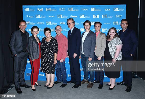 Director Matthew Warchus actress Faye Marsay Sian James Mike Jackson actor Bill Nighy actor Ben Schnetzer actor Andrew Scott actress Jessica Gunning...