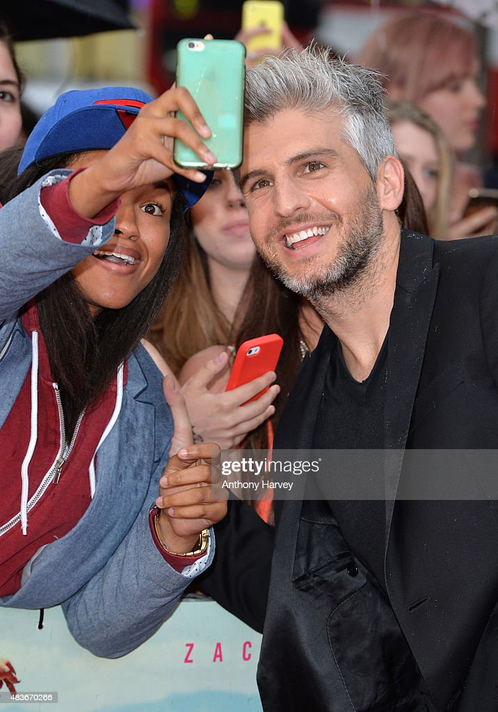 Director Max Joseph attends the European Premiere of 'We Are Your Friends' at Ritzy Brixton on August 11, 2015 in London, England.
