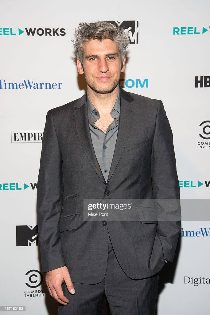 Director Max Joseph attends the REEL WORKS 2013 benefit gala at The Edison Ballroom on November 6, 2013 in New York City.