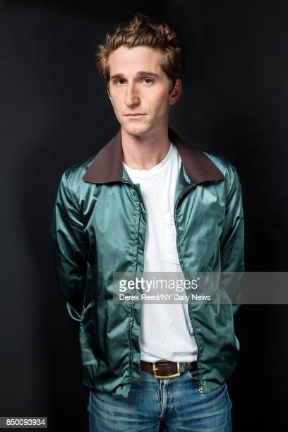 Director Max Winkler is photographed for NY Daily News on April 21 2017 at Tribeca Film Festival in New York City CREDIT MUST READ Derek Reed/New...
