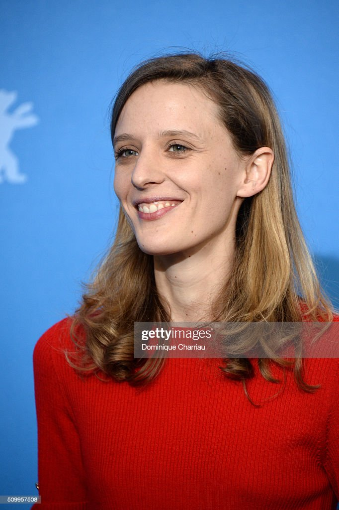 Actress Mia Hansen-Love attends the 'Things to Come' (L'avenir) photo call during the 66th Berlinale International Film Festival Berlin at Grand Hyatt Hotel on February 13, 2016 in Berlin, Germany.