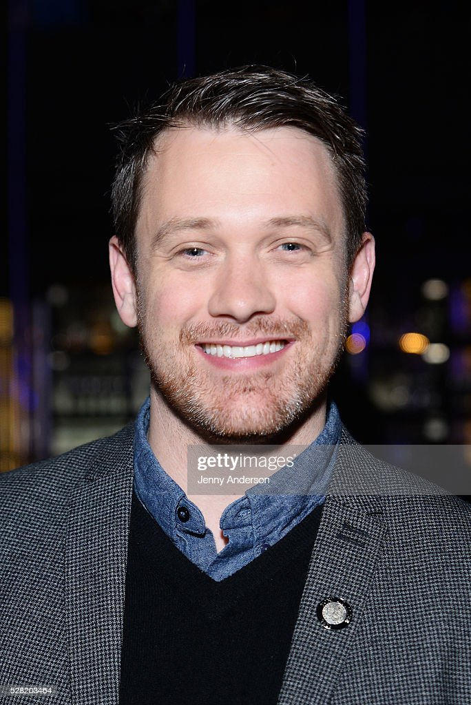 Director Michael Arden attends the 2016 Tony Awards Meet The Nominees Press Reception on May 4, 2016 in New York City.