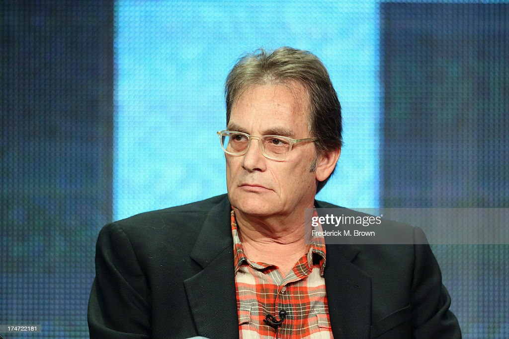 Director Michael Dinner speaks onstage during 'FX Directors' panel as part of the 2013 Summer Television Critics Association tour at the Beverly Hilton Hotel on July 28, 2013 in Beverly Hills, California.