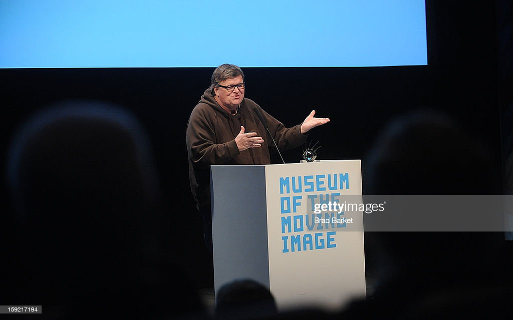 Director Michael Francis Moore attends 6th Annual Cinema Eye Honors For Nonfiction Filmmaking at Museum of the Moving Image on January 9, 2013 in New York City.