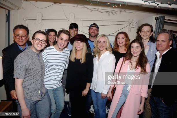 Director Michael Greif Will Roland Lead Producer Stacey Mindich Ben Platt Barbra Streisand Ben Cohn Rachel Bay Jones Jennifer Laura Thompson Laura...