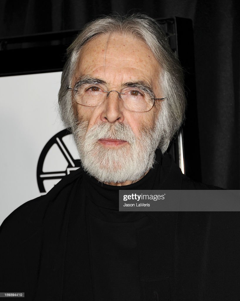 Director Michael Haneke attends the 38th annual Los Angeles Film Critics Association Awards at InterContinental Hotel on January 12, 2013 in Century City, California.