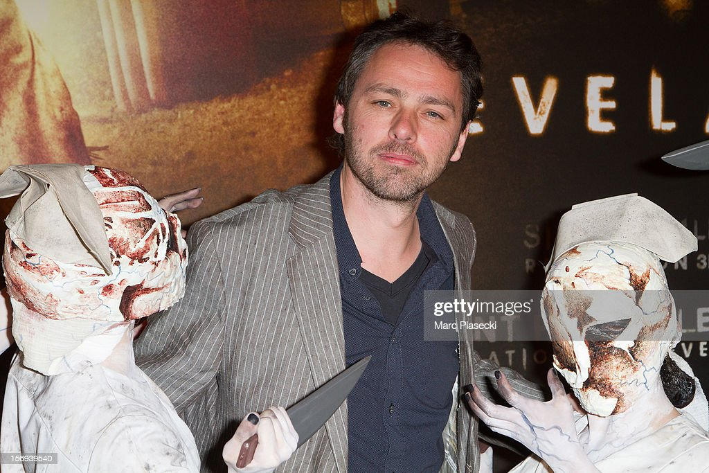 Director Michael J. Bassett attends the Paris Premiere for the film 'Silent Hill Revelation 3D' at Gaumont Capucines on November 25, 2012 in Paris, France.