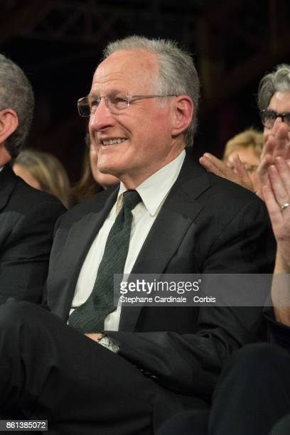 Director Michael Mann attends the Opening Ceremony of the 9th Film Festival Lumiere on October 14 2017 in Lyon France