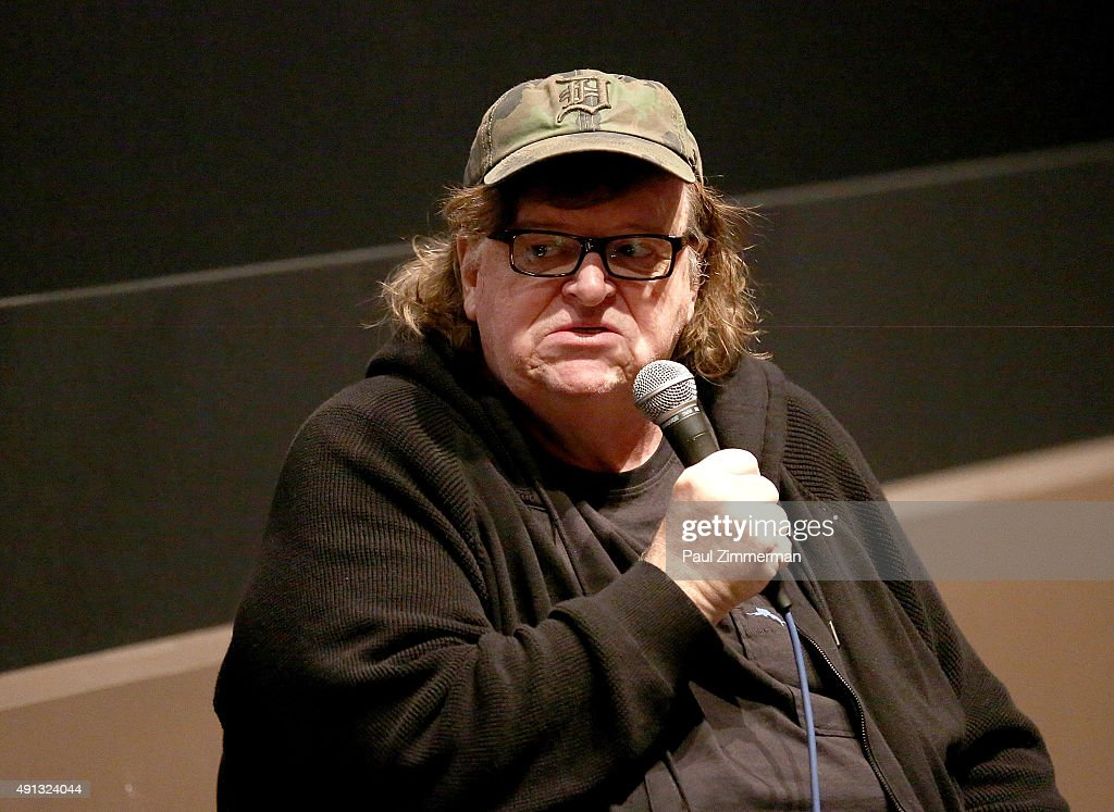 michael moore film Michael moore sprays 'flint water' at michigan capitol the filmmaker and liberal provocateur made an unannounced stop outside the michigan capitol — with a film crew check out this story on.