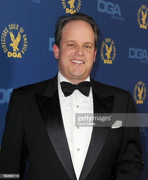 Director Michael Stevens Chair of the 65th Annual DGA Awards Dinner attends the 65th Annual Directors Guild Of America Awards at Ray Dolby Ballroom...