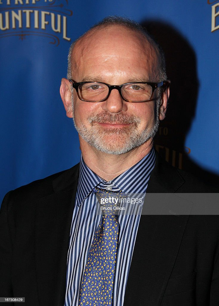 Director Michael Wilson attends the after party for the Broadway opening night of 'The Trip To Bountiful' at The Copacabana on April 23, 2013 in New York City.
