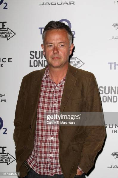 Director Michael Winterbottom attends the'The Look Of Love' screening during the Sundance London Film and Music Festival 2013 at Sky Superscreen O2...