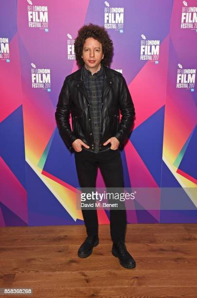 Director Michel Franco attends a screening of 'April's Daughter' during the 61st BFI London Film Festival at Vue West End on October 6 2017 in London...