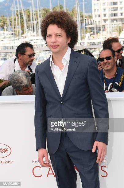 Director Michel Franco attends the 'April's Daughter' photocall during the 70th annual Cannes Film Festival at Palais des Festivals on May 20 2017 in...
