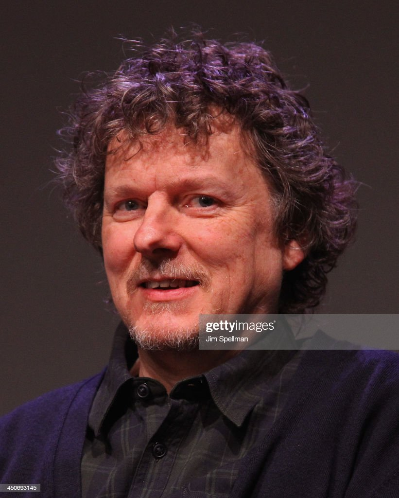 Director <a gi-track='captionPersonalityLinkClicked' href=/galleries/search?phrase=Michel+Gondry&family=editorial&specificpeople=216337 ng-click='$event.stopPropagation()'>Michel Gondry</a> attends Meet the Filmmaker at the Apple Store Soho on November 19, 2013 in New York City.
