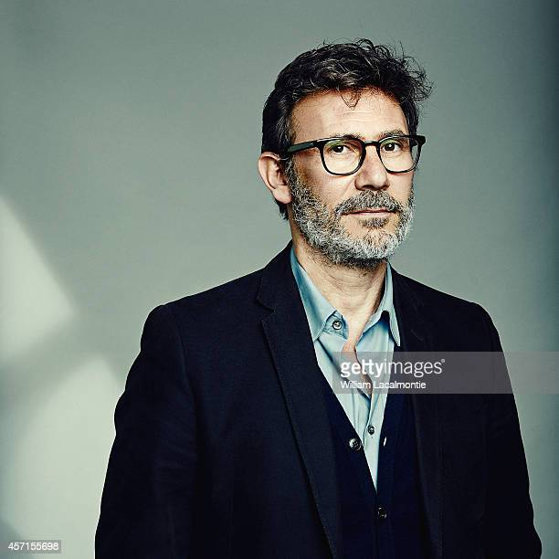Director Michel Hazanavicius is photographed for Le Film Francais in Deauville France