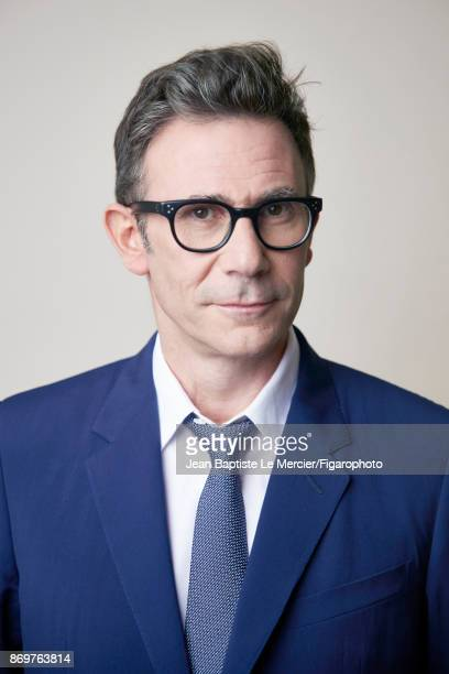 Director Michel Hazanavicius is photographed for Madame Figaro on September 15 2017 at the Toronto Film Festival in Toronto Ontario PUBLISHED IMAGE...