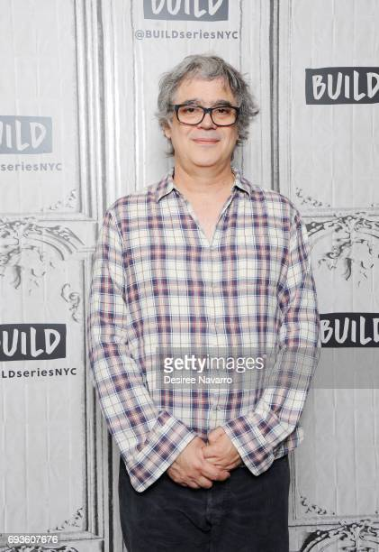 Director Miguel Arteta attends Build to discuss 'Beatriz At Dinner' at Build Studio on June 7 2017 in New York City