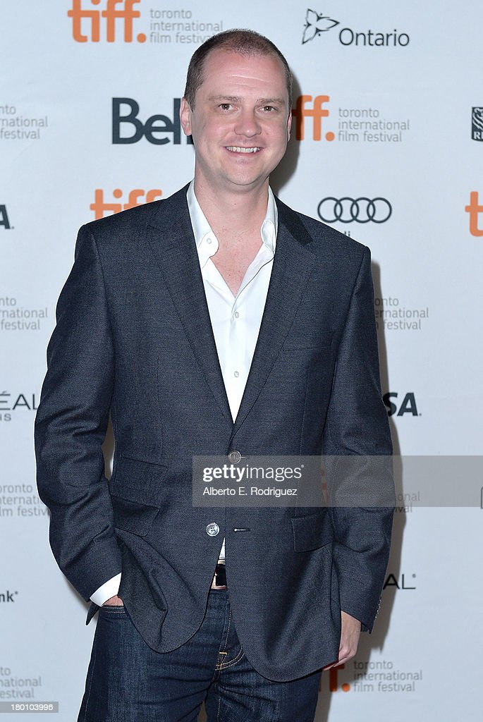 Director Mike Flanagan attends the 'Oculus' premiere during the 2013 Toronto International Film Festival at Ryerson Theatre on September 8 2013 in...