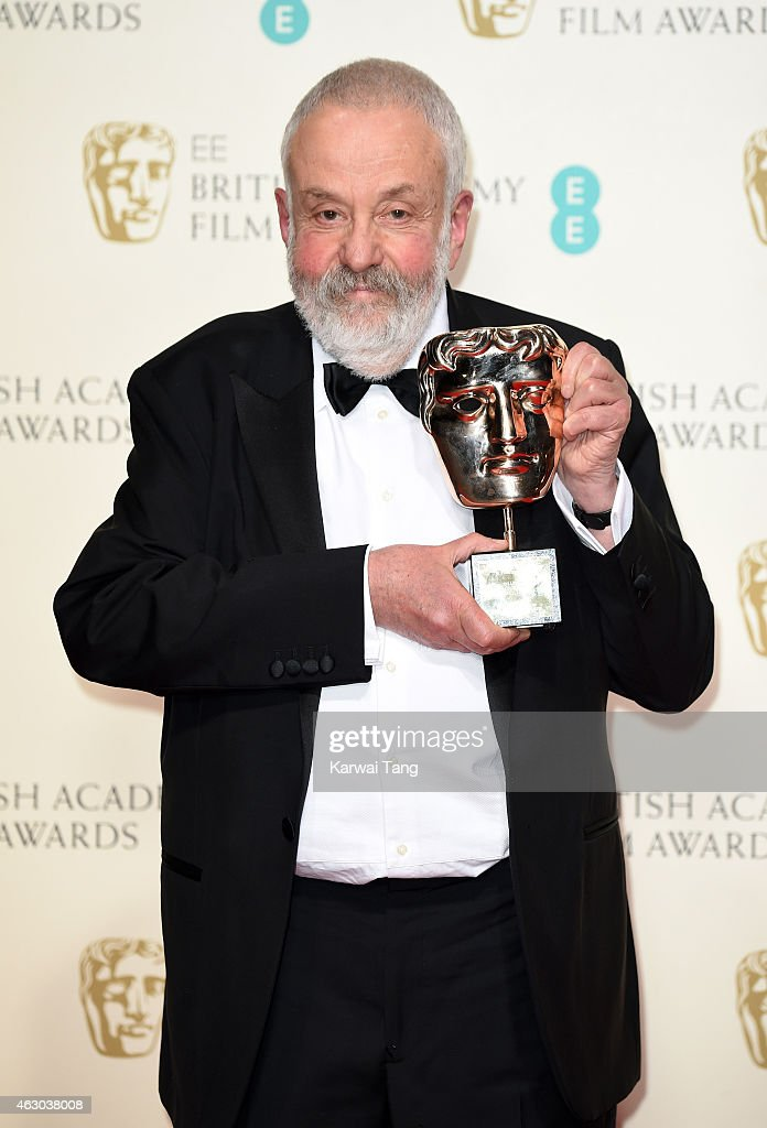 EE British Academy Film Awards 2015 - Winners Room