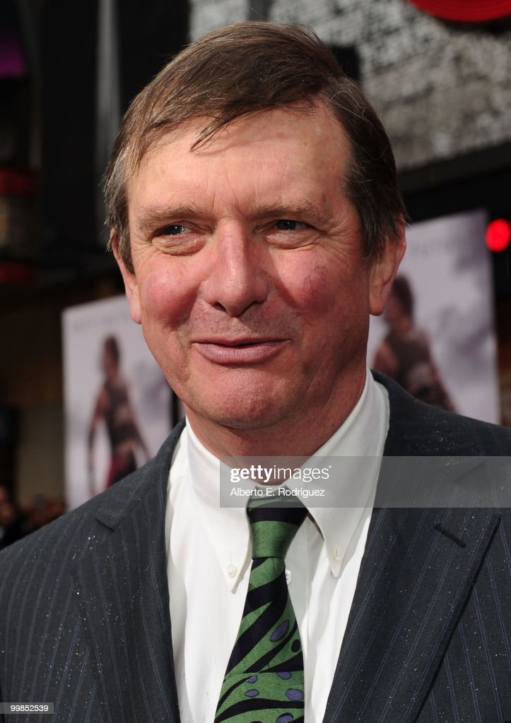 Director Mike Newell arrives at the 'Prince of Persia: The Sands of Time' Los Angeles premiere held at Grauman's Chinese Theatre on May 17, 2010 in Hollywood, California.