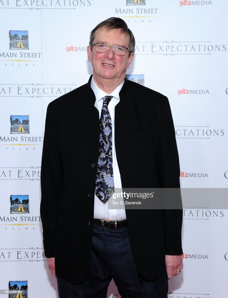 Director Mike Newell attends the New York premiere of 'Charles Dickens' Great Expectations' at AMC Loews Lincoln Square 13 theater on November 5, 2013 in New York City.