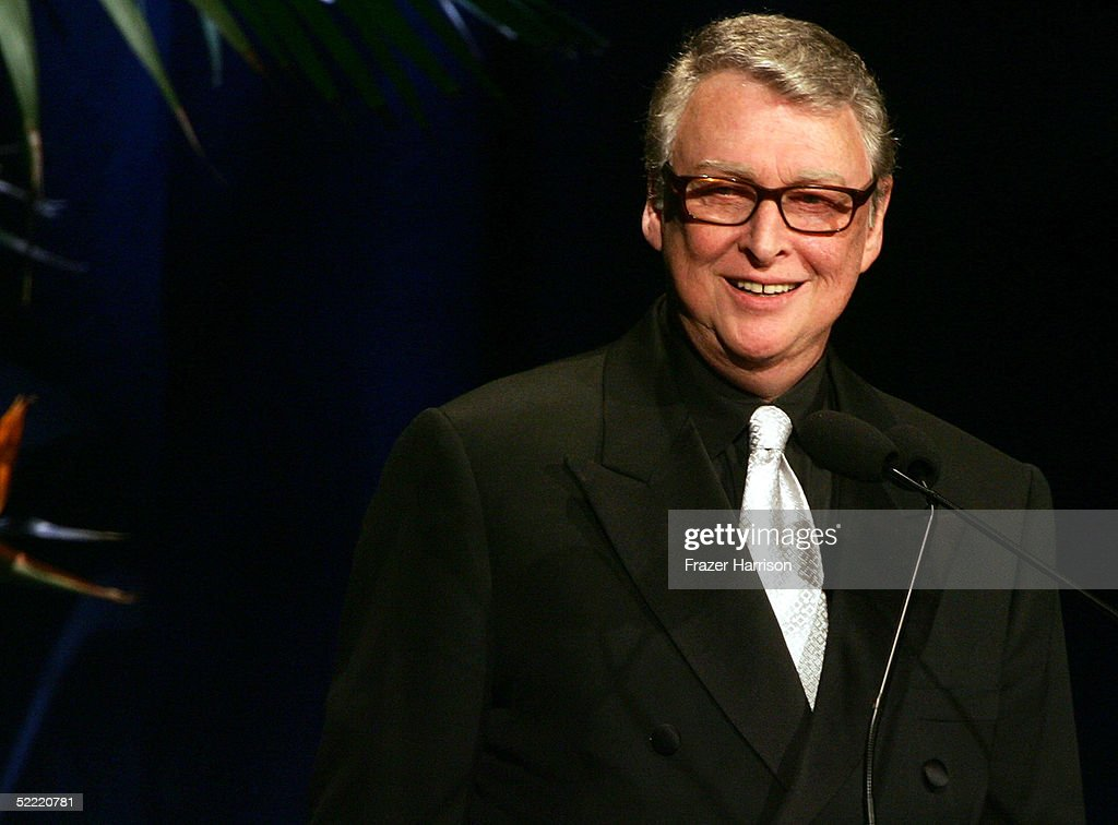 Director Mike Nichols presents the 'Lacoste Career Achievment award for Film' onstage at the 7th Annual Costume Designers Guild Awards at the Beverly...